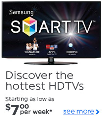 Discover the TVs you love
